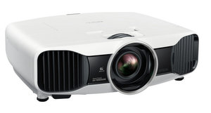 Sehr fein: Epson EH-TW9000W 3D Full HD Heimkino Beamer