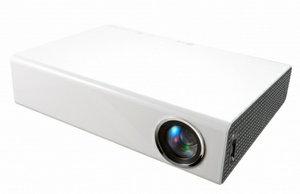 Einer für Beides: LG PA70G HD ready Beamer