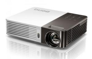 Leichter und kompakter LED-Projektor von Benq – GP20