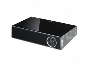 Der LG PA 1000 T – Multifunktioneller LED-Beamer mit DVB-T-Tuner